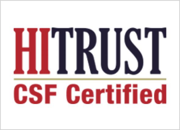 HITRUST css certified