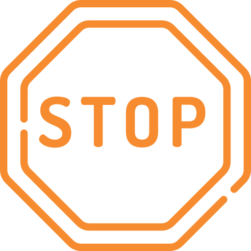 opt out icon