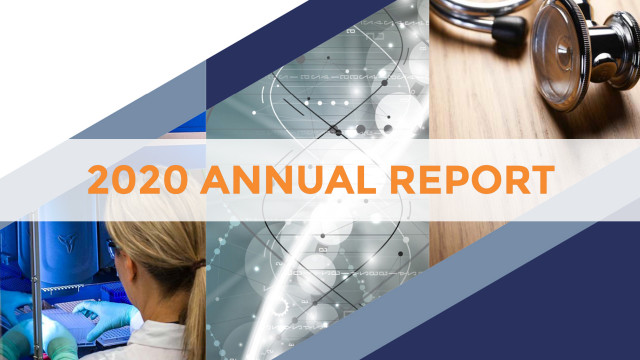 Annual report featured image